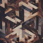 Luís Lisbona, La costruzione del sé, 2011, collage, 30x30 cm