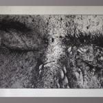 Giuseppe Mulas (classe 1995 - Accademia di Belle Arti di Torino), Senza Titolo, p.d'a., 2015, 14x29.25, con cornice: 35 x 50 cm