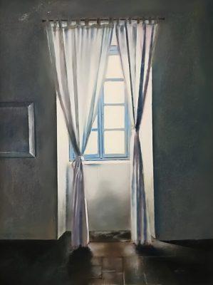 interior 13 - 40x30 - 2016 - oil on canvas - costo 300