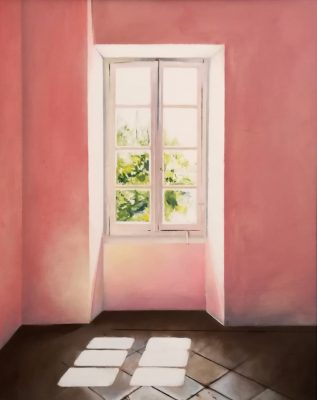 interior 18 - 2015 - olio su tavola 50x40 cm - costo 300-min