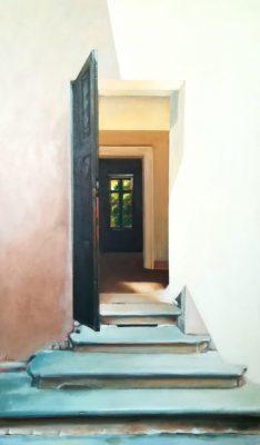 interior 25 - 2018 - 80x60 - oil on panel - 750-min