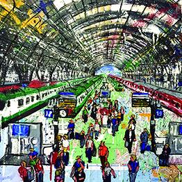 _Andrea Sbra Perego_Milan, Central Station II