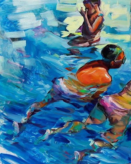 Claudio Malacarne_Swimming pool