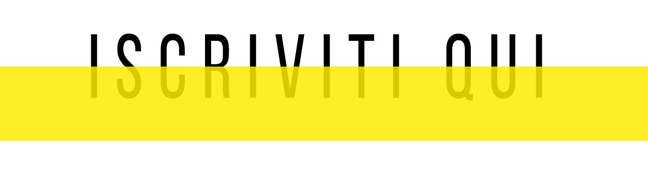 ISCRIVITI