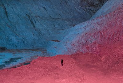 Unreal di Giacomo Infantino Stampa a pigmenti, 100x80 cm, 2018