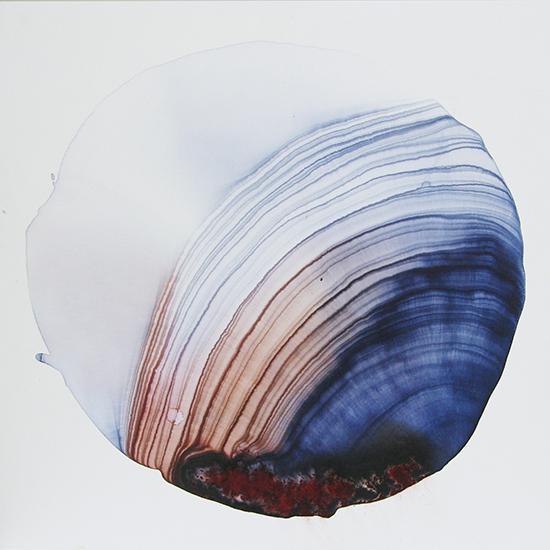 UN.limited, Ilaria Franza, tecnica mista su tela, 60x60 cm, 2017, Pezzo Unico