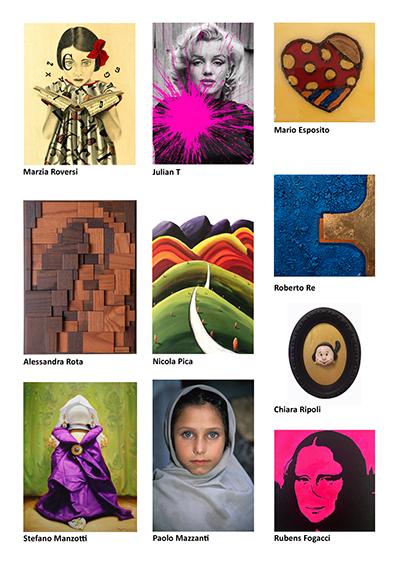 pagina artisti wikiarte