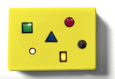 Dada (Multitasking) di machina imaginis, slot machine, 42x29.7 cm, 2019, Pezzo Unico