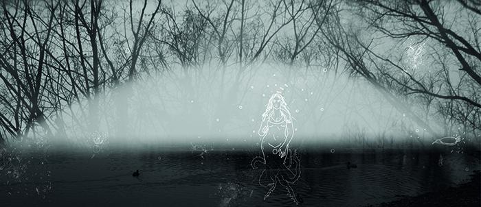Giulia Lazzaron_Venere Iskra 2_2020_70x130_Fotografia con prisma a base triangolare, disegno digitale_900