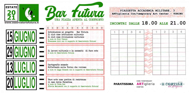 SECONDA VERSIONE - Bar Futura - grafica WEB 4551